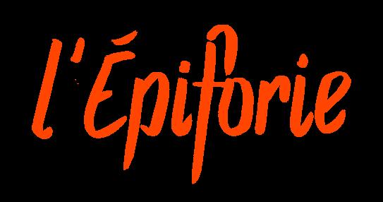 """Logo de l'épicerie locale """"L'épiforie"""""""